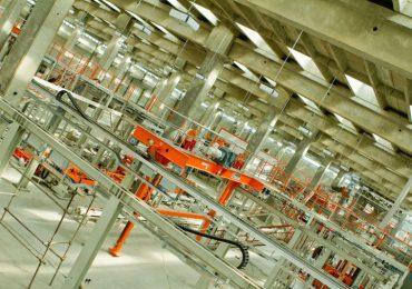 کارخانه پرین بتن آمود، بزرگترین و مجهزترین تولیدکننده بتن هوادار اتوکلاو شده در ایران