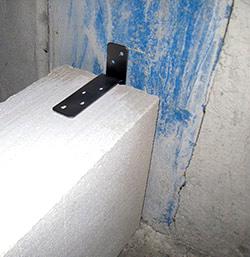 اتصال بلوک به ستون