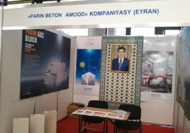 International Exhibition Turkmen Construction-2012
