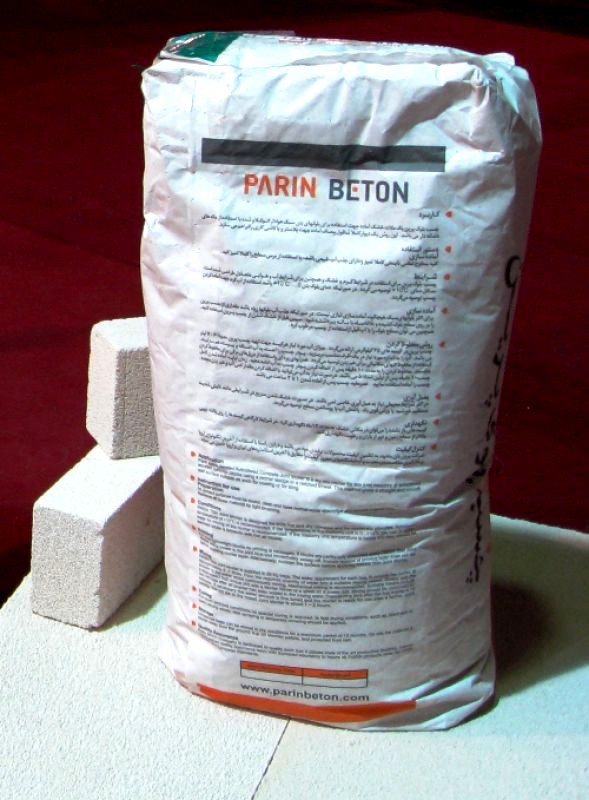 Parin Thin Bed Joint Mortar Parin Beton