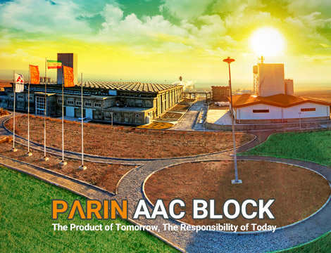 Parin Beton Amood - AAC Block