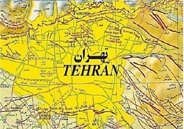 12500 ساختمان در تهران روی گسل ساخته شده است