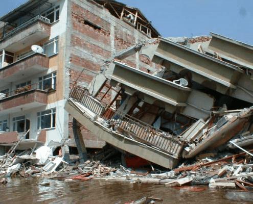 17 اوت سالگرد زمین لرزه مخرب 1999 مرمره ترکیه