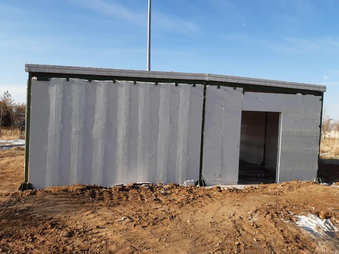 پانل مسلح پرین مناسب برای سقف و دیوار