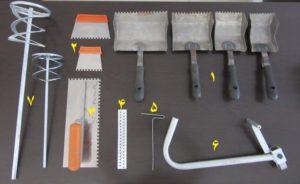 ابزار کار پرین
