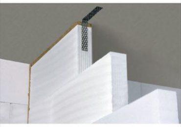 اتصال بلوک به سقف با بست گالوانیزه سوراخ دار پرین