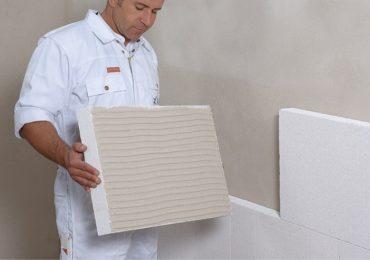 برد عایق حرارتی پرین جهت عایق کاری دیوارها