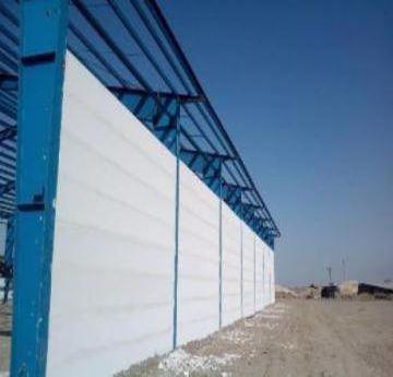 پانل مسلح بتن هوادار اتوکلاوشده (سقف و دیوار)